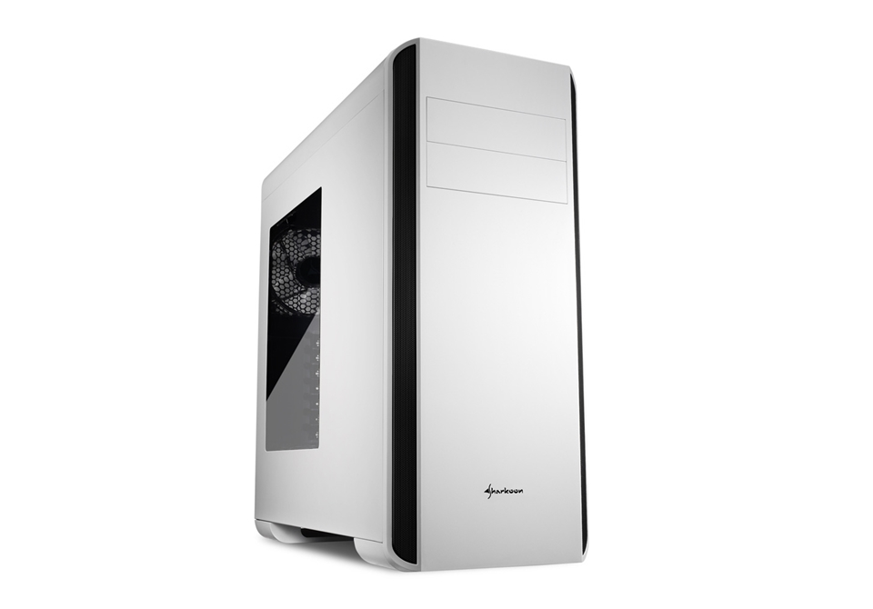 Sharkoon 擎天者 BW-9000-W 白色 ATX CASE